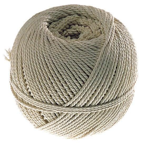Cordeau Coton Câblé 25 M Diam 2 5 Mm Nespoli Leroy Merlin