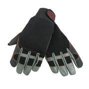 Gants spécial tronçonneuse OREGON noir et gris, taille 9 / L