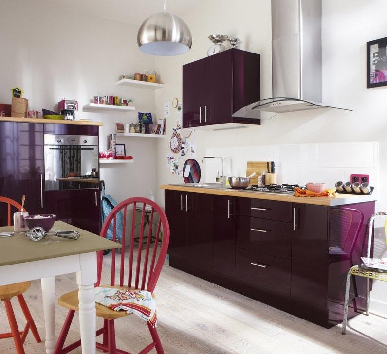 Des id es pour votre cuisine en l for Anti projection cuisine
