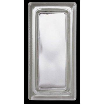posalight des briques de verre lumineuses leroy merlin. Black Bedroom Furniture Sets. Home Design Ideas