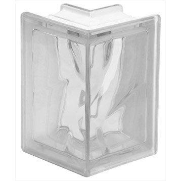 Kit et produits de pose pour brique de verre leroy merlin - Profile pour brique de verre ...