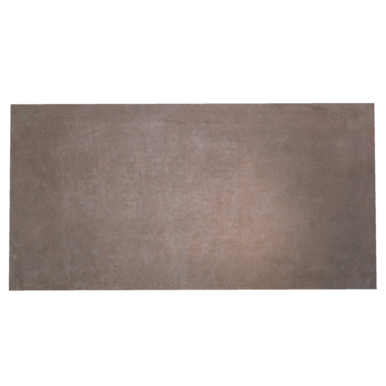 Carrelage sol et mur marron effet ciment fili re x l for Carrelage sol marron