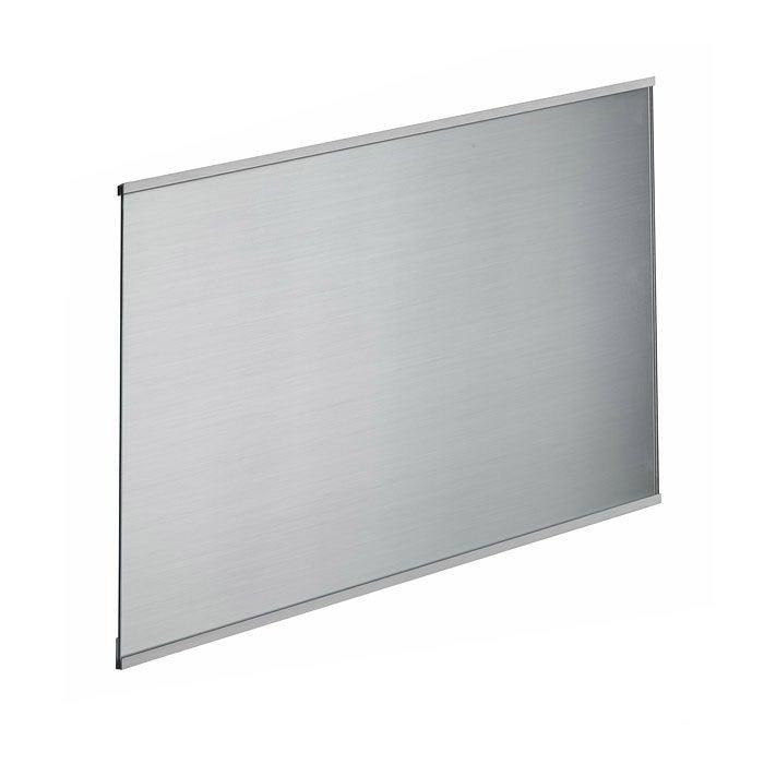 Crédence verre Aspect métal H.45 cm x Ep.5 mm x L.60 cm