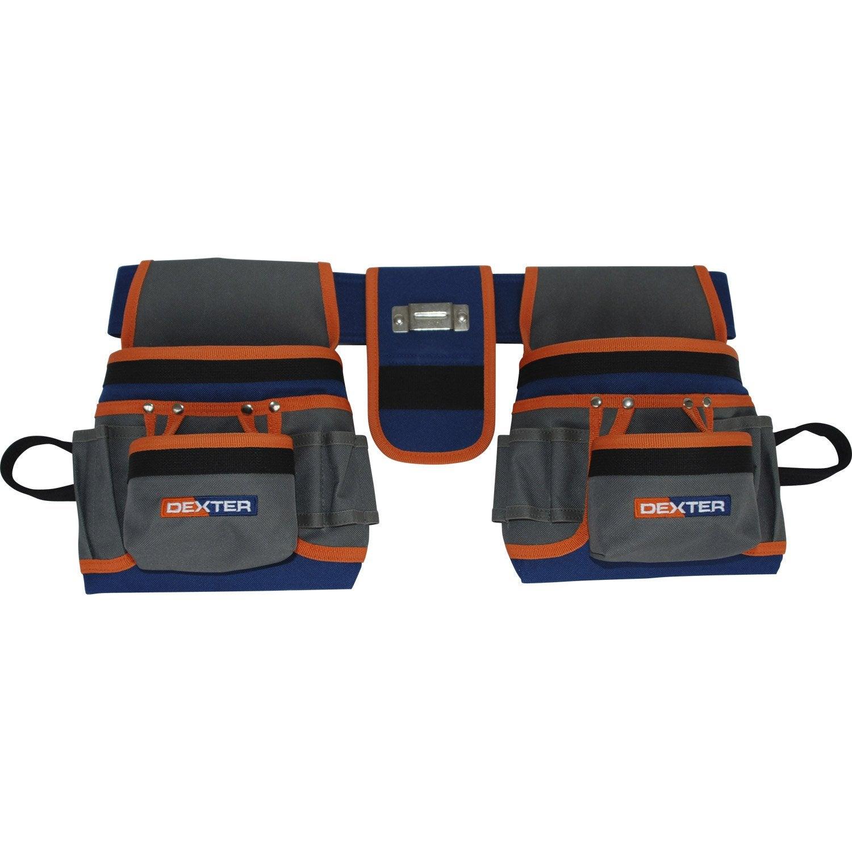Panier porte-outils DEXTER   Leroy Merlin 7b478d330f3