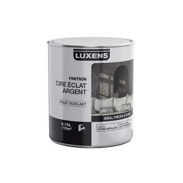 Peinture effet b ton paillet m tallis sabl nacr enduit d coratif leroy merlin for Peinture effet beton cire leroy merlin orleans