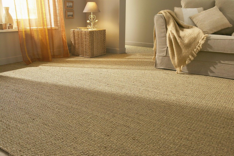 sisal livos boucle gris l 4 m leroy merlin. Black Bedroom Furniture Sets. Home Design Ideas