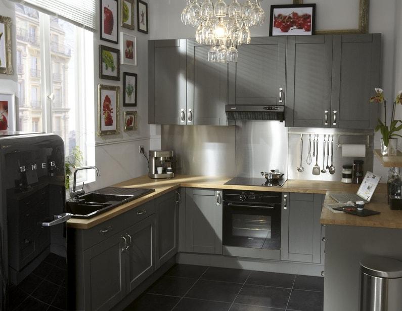 Des id es pour votre cuisine en u for Idee cuisine en u