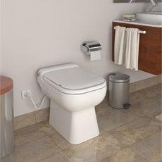 wc broyeur wc abattant et lave mains leroy merlin. Black Bedroom Furniture Sets. Home Design Ideas
