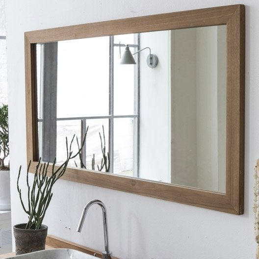 meuble salle de bains tikamoon leroy merlin. Black Bedroom Furniture Sets. Home Design Ideas
