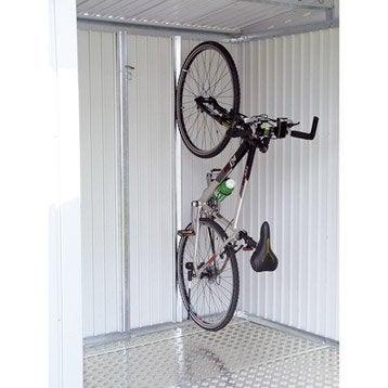 Support à vélo en acier galvanisé BIOHORT Europa, l.6.8 x H.3 x P.173 cm