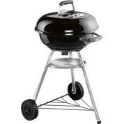 Barbecue au charbon de bois WEBER Compact kettle 47