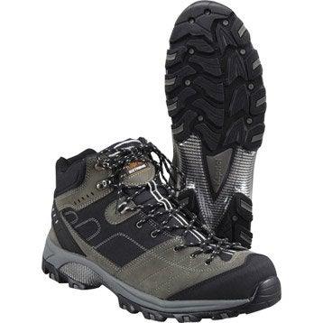 Chaussures de sécurité hautes KAPRIOL Dakota, coloris gris/noir T41