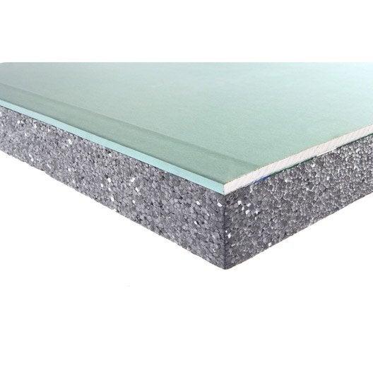 doublage en poly expans th 32 polydec 2 6 x r leroy merlin. Black Bedroom Furniture Sets. Home Design Ideas