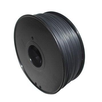 Bobine de filament ABS noir