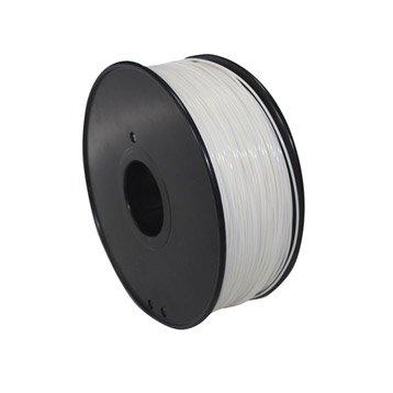 Bobine de filament ABS blanc