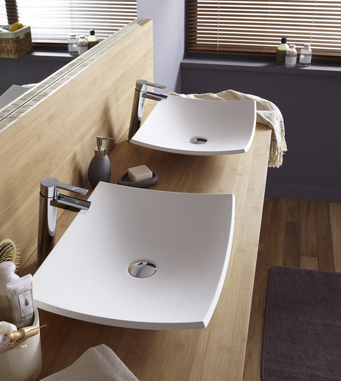 la vasque poser le coup de c ur leroy merlin. Black Bedroom Furniture Sets. Home Design Ideas
