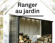 2015 layer ranger au jardin abris