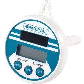 Thermom tre piscine au meilleur prix leroy merlin for Thermometre digital pour piscine