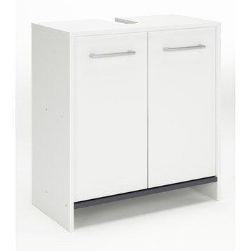 meuble de salle de bains meuble de salle de bains et vasque leroy merlin. Black Bedroom Furniture Sets. Home Design Ideas