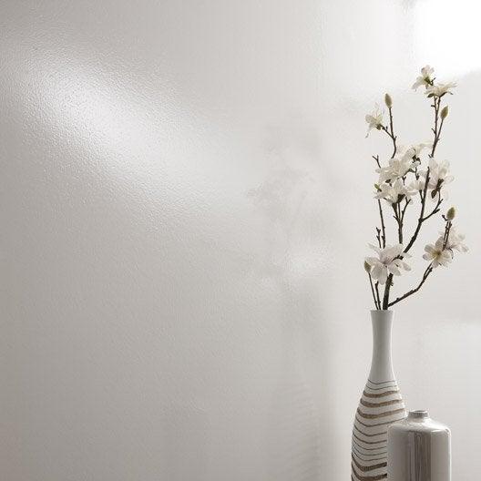 Peinture blanc éclat DULUX VALENTINE Architecte 0.5 l