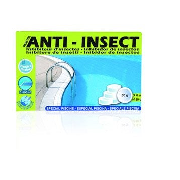 Anti-insectes piscine GRE Anti insectes pastilles, pastille 0.5 kg
