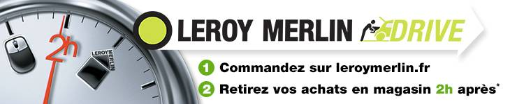 DRIVE LEROY MERLIN CAEN