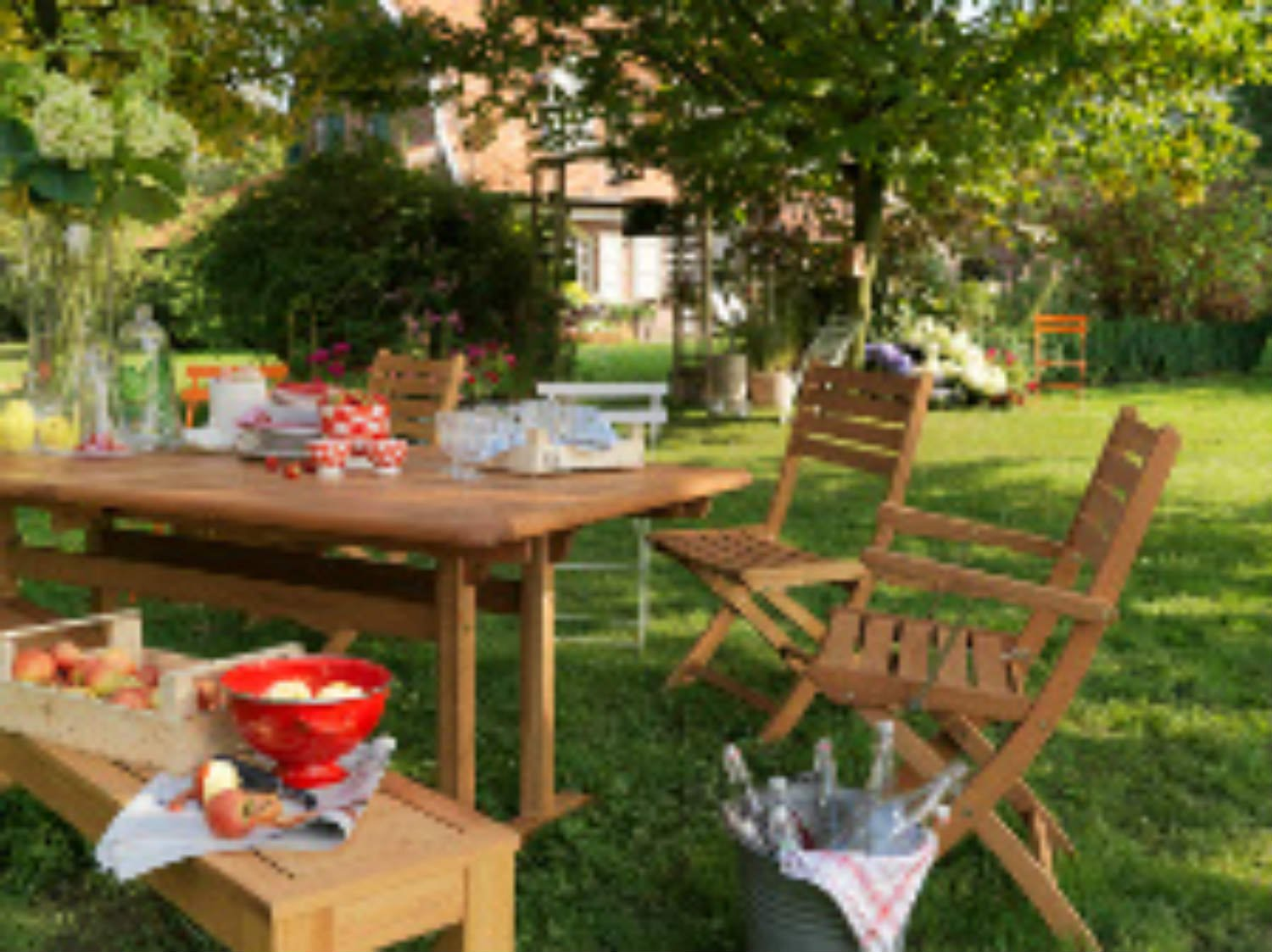 Comment amenager un salon de jardin - Comment renover un salon de jardin en bois ...