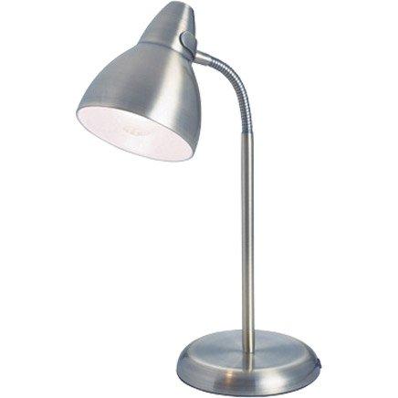Lampe À De Bureaue27 Tjfuc3lk1 Acier Poser Parga 4jL5AR