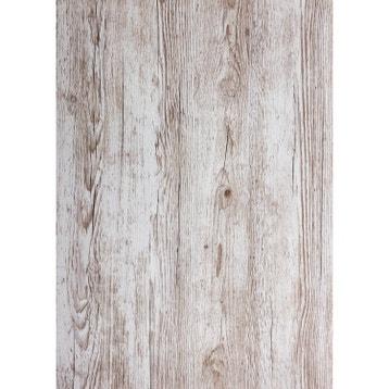 revtement adhsif bois blanc 2 m x 067 m