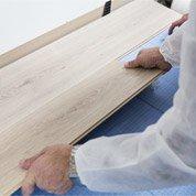 Cours de bricolage leroy merlin - Comment poser un parquet flottant clipse ...