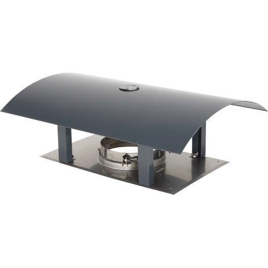 chapeau pare pluie simple atelier dix neuf 126 mm leroy. Black Bedroom Furniture Sets. Home Design Ideas