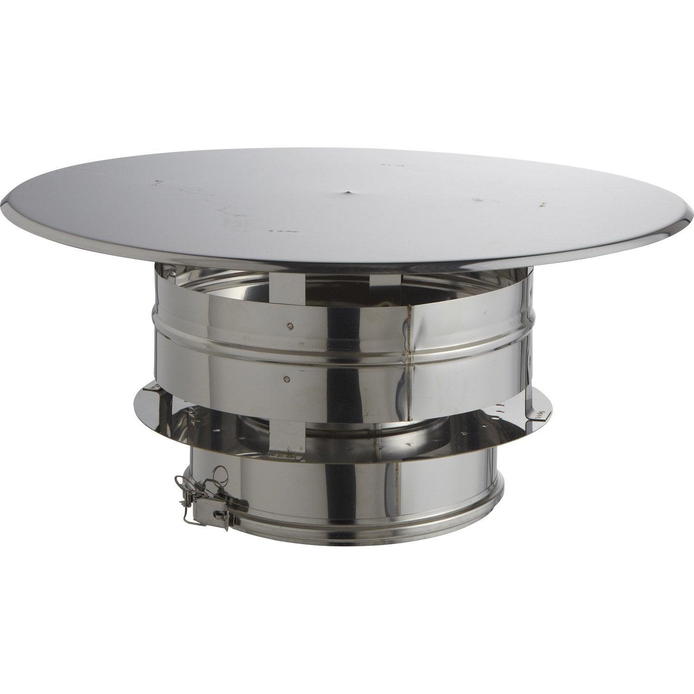 chapeau aspirateur isotip joncoux 153 mm leroy merlin. Black Bedroom Furniture Sets. Home Design Ideas