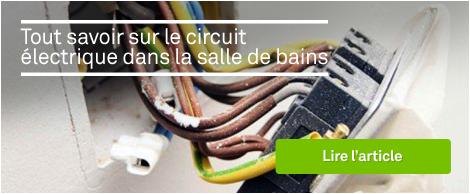 Article Tout savoir sur le circuit électrique dans la SDB