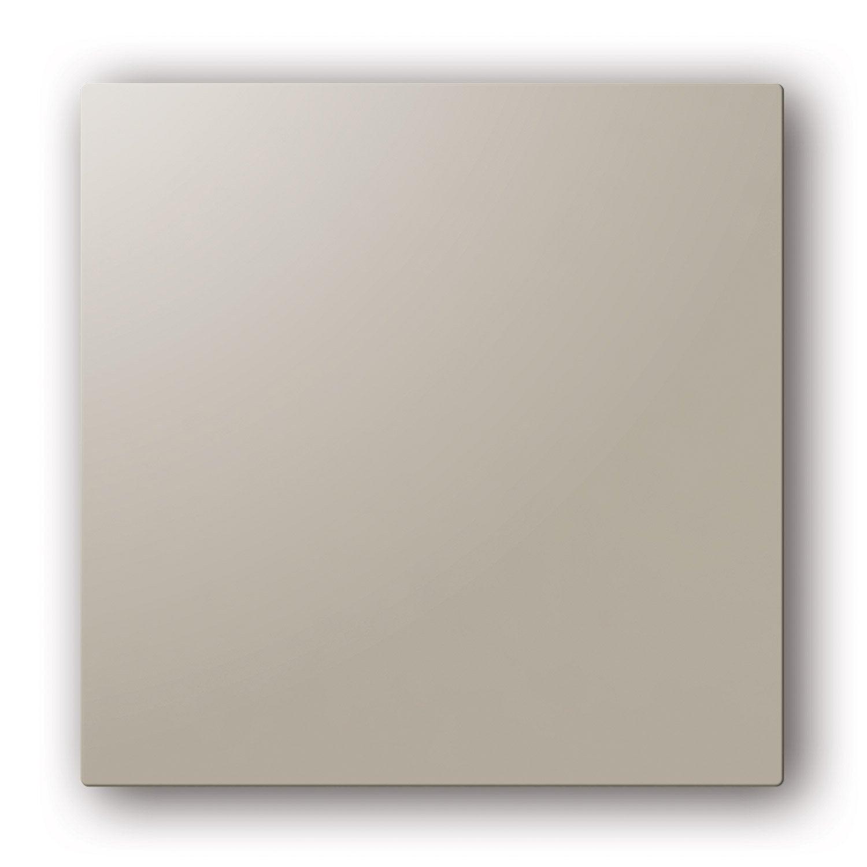 Plaque Design Pour Grille De Ventilation Taupe Colorline Aldes