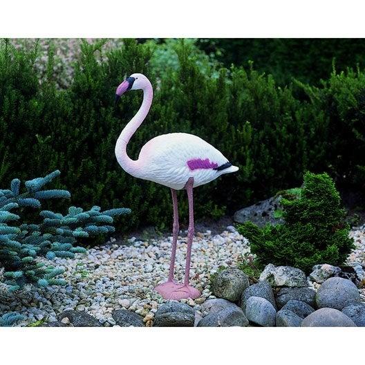 flamant rose plastique ubbink leroy merlin. Black Bedroom Furniture Sets. Home Design Ideas