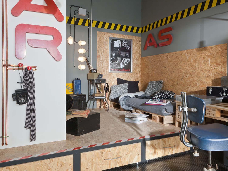 Osb Dans Salle De Bain comment poser un plancher osb sur lambourdes ? | leroy merlin