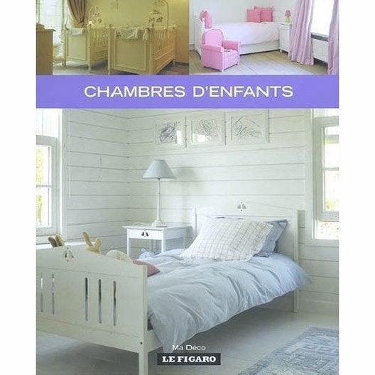 chambres d 39 enfants le figaro leroy merlin. Black Bedroom Furniture Sets. Home Design Ideas