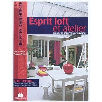 Livre d coration et clairage leroy merlin for Loft et atelier
