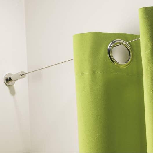 fil rideau acier id es d 39 images la maison. Black Bedroom Furniture Sets. Home Design Ideas