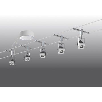 Kit câble Mezzo LED 5 x 5 W PAULMANN