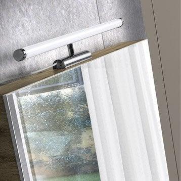 Eclairage salle de bains leroy merlin - Comment fixer un miroir de salle de bain ...