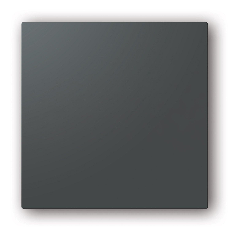 Plaque Design Pour Grille De Ventilation Anthracite Colorline Aldes
