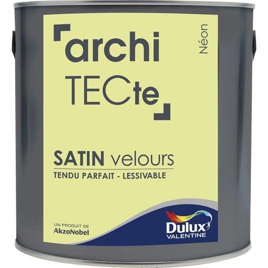 Nuancier de peinture peinture int rieure leroy merlin - Nuancier dulux valentine gamme architecte ...