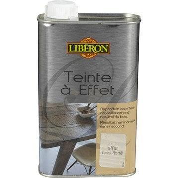 Teinte pour meuble et objet finition meuble et objet leroy merlin for Peinture effet bois flotte