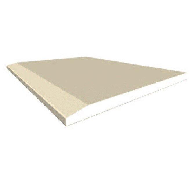 Plaque De Plâtre Ba 6 H250 X L120 Cm Standard Ce Fassa Bortolo
