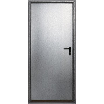 Porte de service porte de cave leroy merlin for Salon porte de champerret horaires