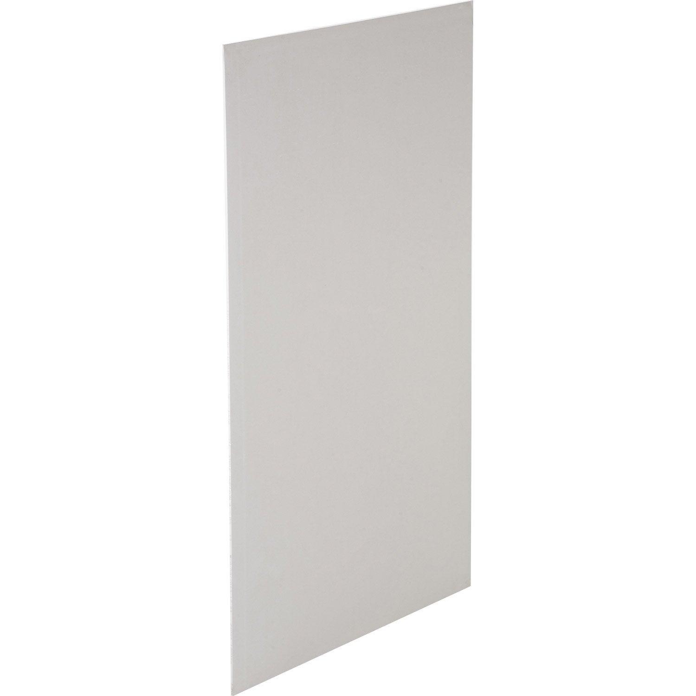 Plaque placo pliable tutoriel bricolage bigmat n plafond en plaques de pl tre et doublage sur - Placo 4 bords amincis castorama ...