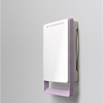 Radiateur soufflant salle de bain AURORA Touch, 1800W