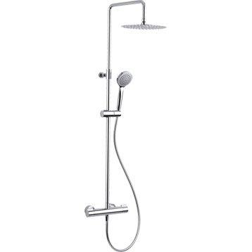 Colonne de douche avec robinetterie, Gota