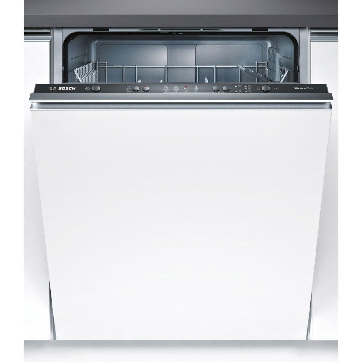 Lave Vaisselle Integrable L 59 8 Cm Bosch Smv41d00eu 12 Couverts